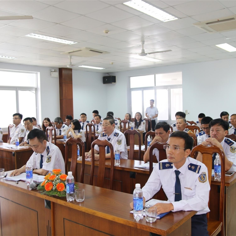 Ngày 29/9/2017,thực hiện theo kế hoạch và được sự cho phép của Công đoàn Cục Hàng hải Việt Nam, cấp ủy Chi bộ, Công đoàn cơ sở Cảng vụ Hàng hải Đà Nẵng đã tổ chức Đại hội công đoàn lần thứ VIII, nhiệm kỳ 2017-2022.
