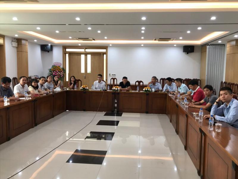 Tập thể Chi bộ Cảng vụ Hàng hải Đà Nẵng tham dự Hội nghị trực tuyến nghiên cứu, học tập, quán triệt, tuyên truyền và triển khai thực hiện Nghị quyết Đại hội đại biểu toàn quốc lần thứ XIII của Đảng