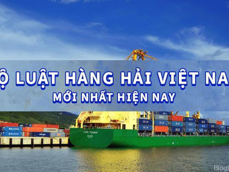 Bộ Luật Hàng hải Việt Nam