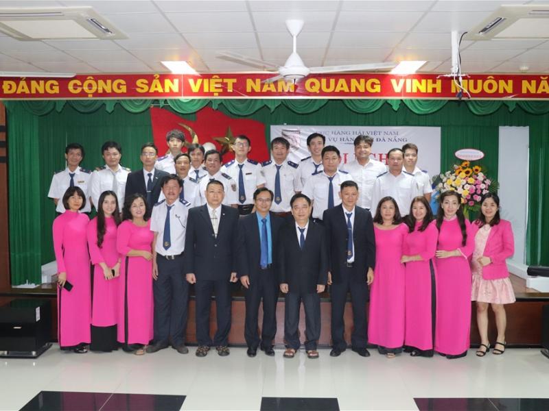 CẢNG VỤ HÀNG HẢI ĐÀ NẴNG TỔ CHỨC HỘI NGHỊ CCVC NĂM 2020