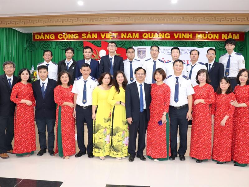 CẢNG VỤ HÀNG HẢI ĐÀ NẴNG TỔ CHỨC HỘI NGHỊ CCVC NĂM 2021