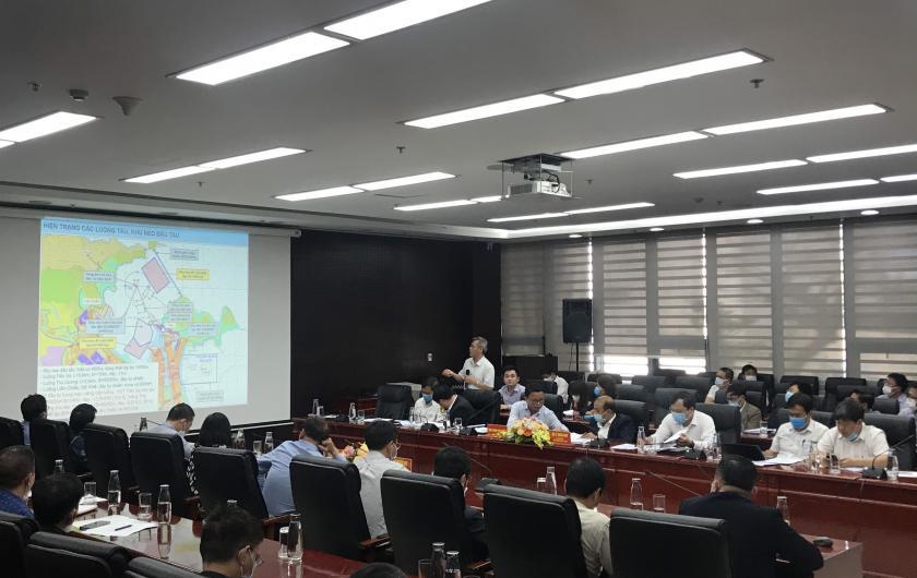 Đoàn công tác Bộ GTVT làm việc với UBND thành phố Đà Nẵng về rà soát điều chỉnh quy hoạch cảng biển và công tác quản lý nhà nước chuyên ngành hàng hải tại Đà Nẵng