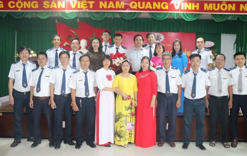 The sister of the Danang Maritime Port Administration held the 15th Party Cell Congress, term 2020 - 2025